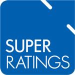 Super Ratings blue