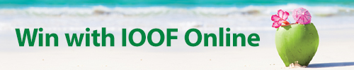IOOF online competition banner