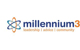 Millenium 3 logo
