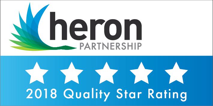 Heron logo