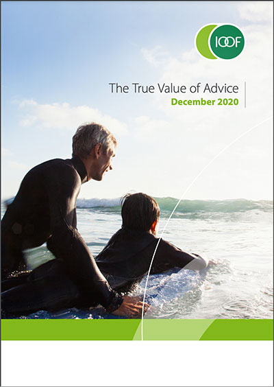 The True Value of Advice - December 2020